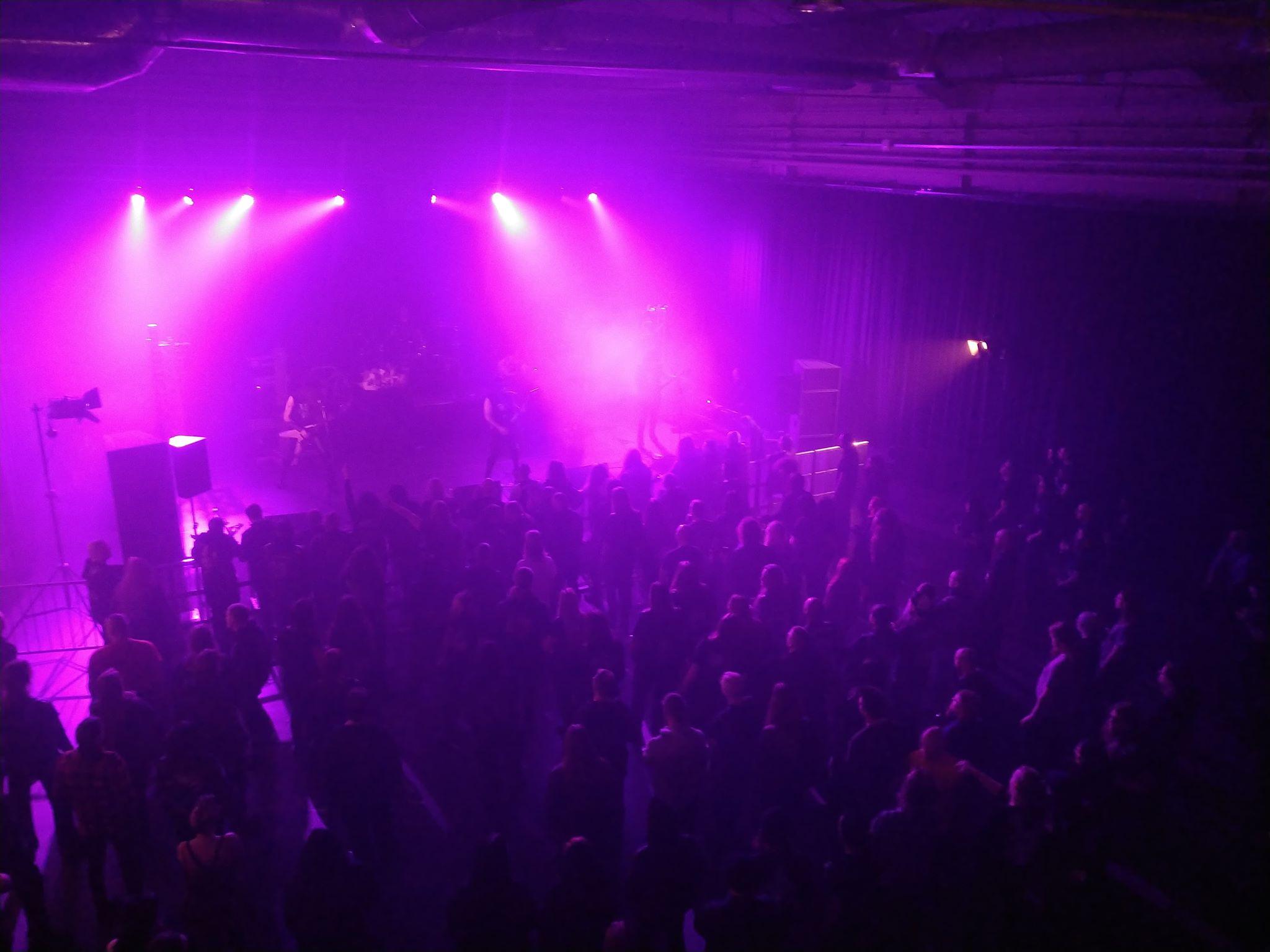 Valotekniikka konsertti